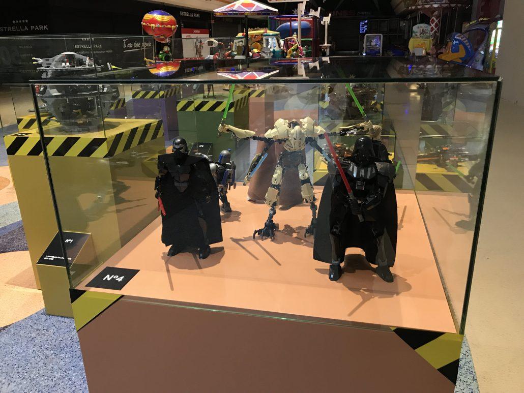 Exposición Star Wars- C.C. Travesía de Vigo